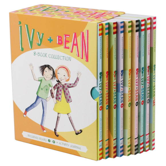 Ivy and Bean: 8 Book Box Set by Annie Barrows