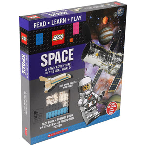 LEGO Space: A LEGO Adventure In The Real World