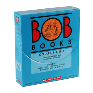 Bob Books: Collection 1 Beginning Readers and Advancing Beginners
