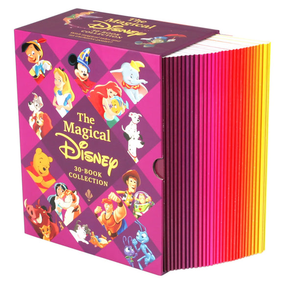 The Magical Disney Collection: 30 Book Box Set