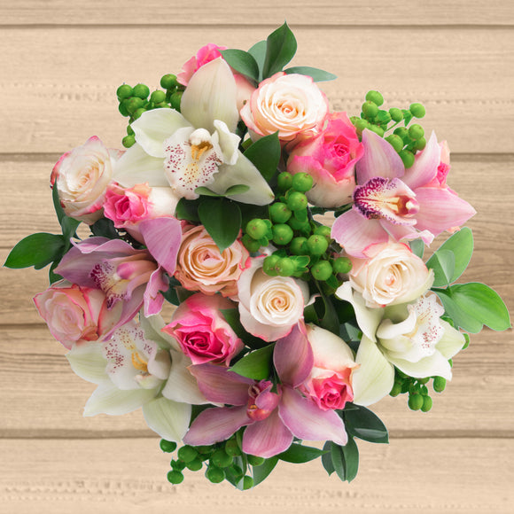Elegantly Royal Bouquet