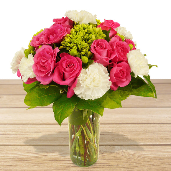 Enchanting Blooms Floral Arrangement