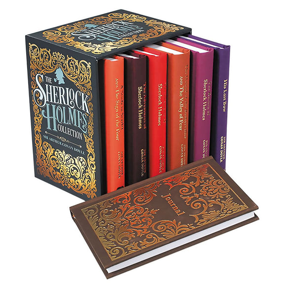 The Sherlock Holmes Collection: 7 Book Box Set