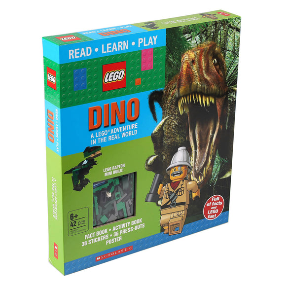 LEGO Dino: A LEGO Adventure In The Real World