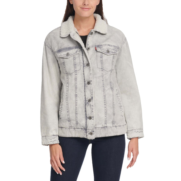 Levi's Ladies' Stretch Trucker Jacket