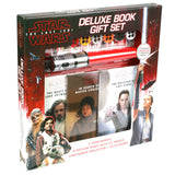 Deluxe Book Gift Set: Star Wars The Last Jedi