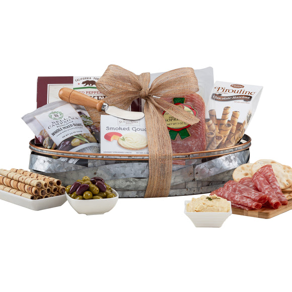 Home for the Holidays Gift Tray
