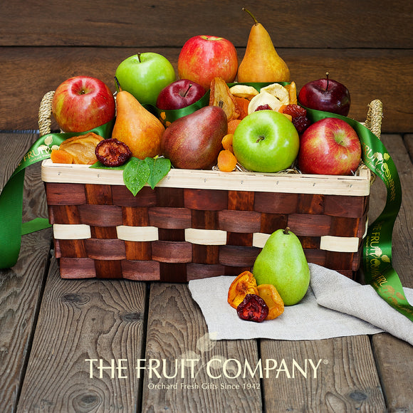 The Fruit Company Simply Fruit Gift Basket