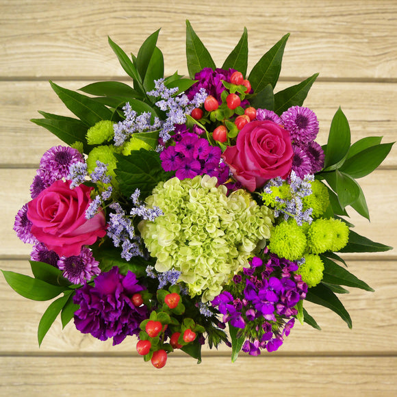 Graceful Garden Bouquet