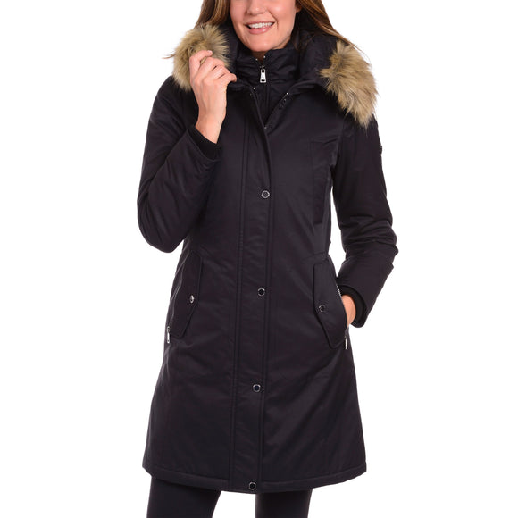 1 Madison Ladies' Long Parka