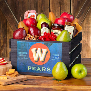 The Fruit Company Vintage Summer Crate