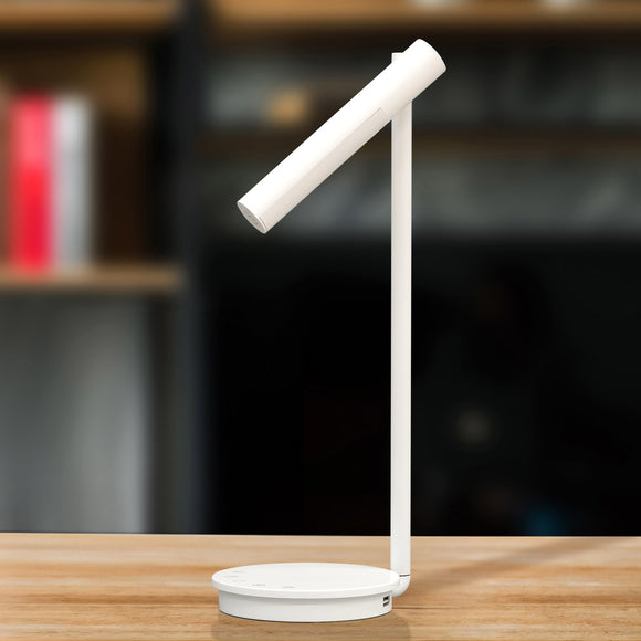 Ultrabrite Scot LED Desk Lamp with 2 USB Ports