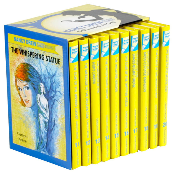 Nancy Drew Mystery Stories Collection: 11-20 Book Box Set by Carolyn Keene