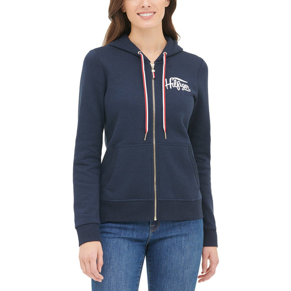 Tommy Hilfiger Ladies' Full Zip Hoodie