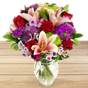 True Beauty Floral Arrangement