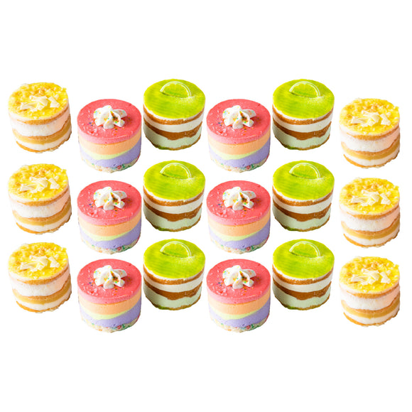 David's Cookies Mini Desserts Summer Collection 18 count