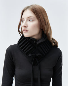 EDMUNDA COLLAR, black