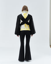 Load image into Gallery viewer, VEST ELIZABETH, black