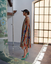Load image into Gallery viewer, double wave A dress trk cos collection