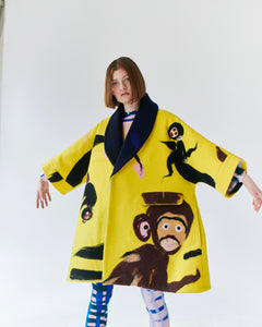 JACKIE COAT - MONKEY MONKEY