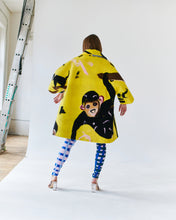 Load image into Gallery viewer, JACKIE COAT - MONKEY MONKEY