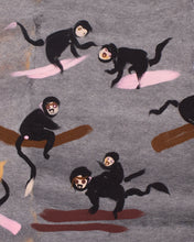 Load image into Gallery viewer, BIKER JACKET  - MONKEY FAMILY