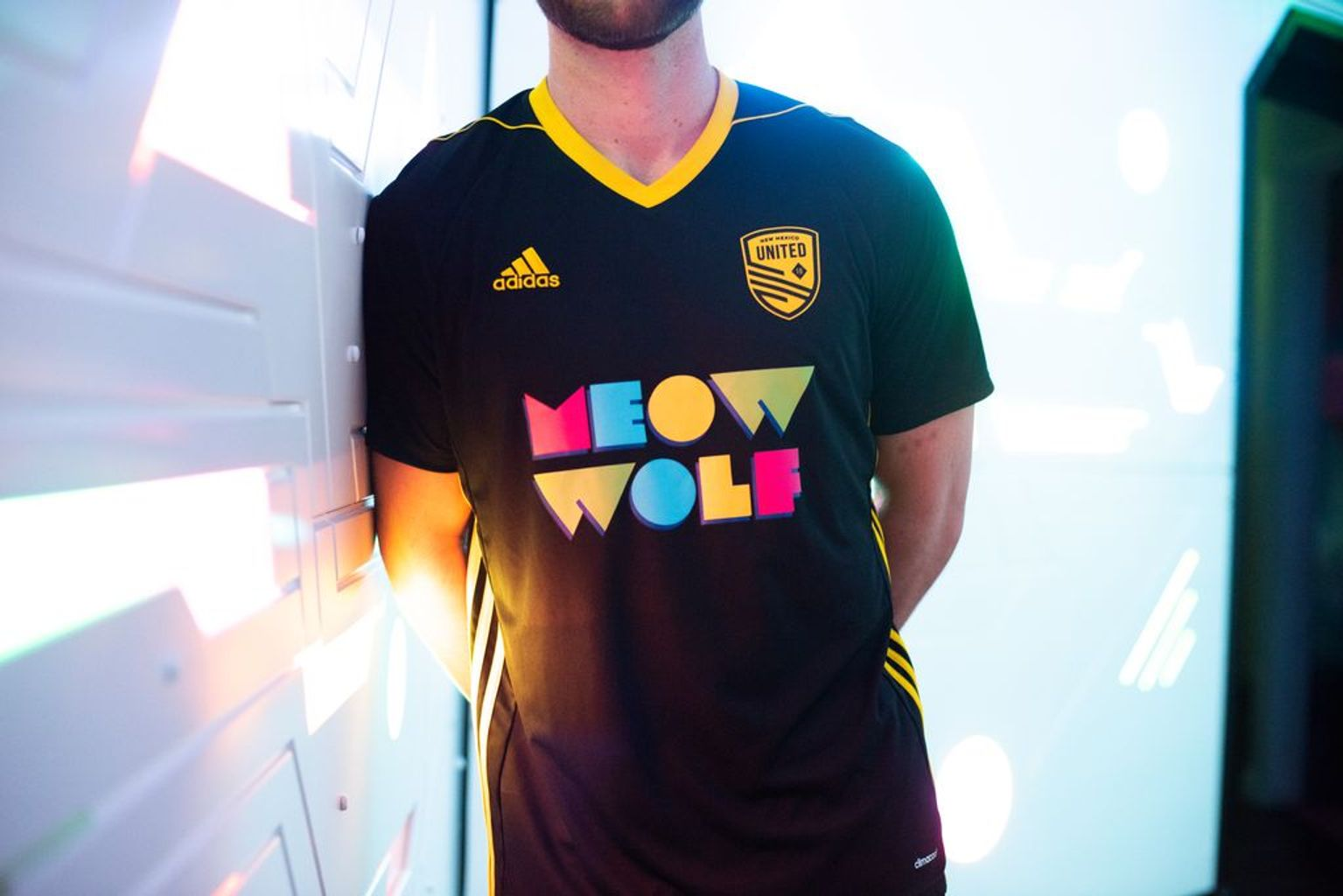 2019 Meow Wolf Unisex Home Jersey