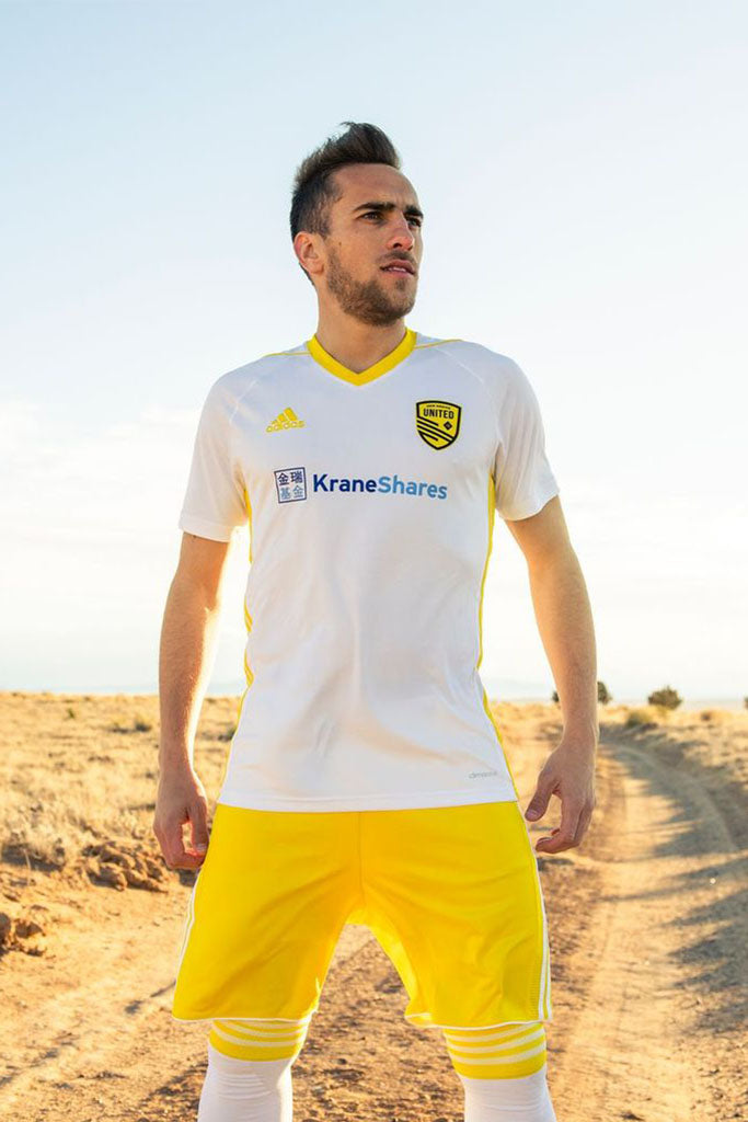 New Mexico United 2019 Kraneshares Unisex Away Jersey