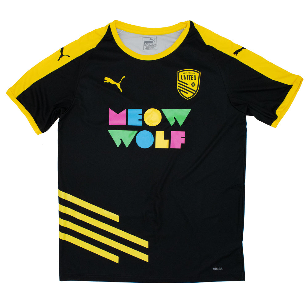 New Mexico United Puma 2020 Meow Wolf Unisex Home Jersey