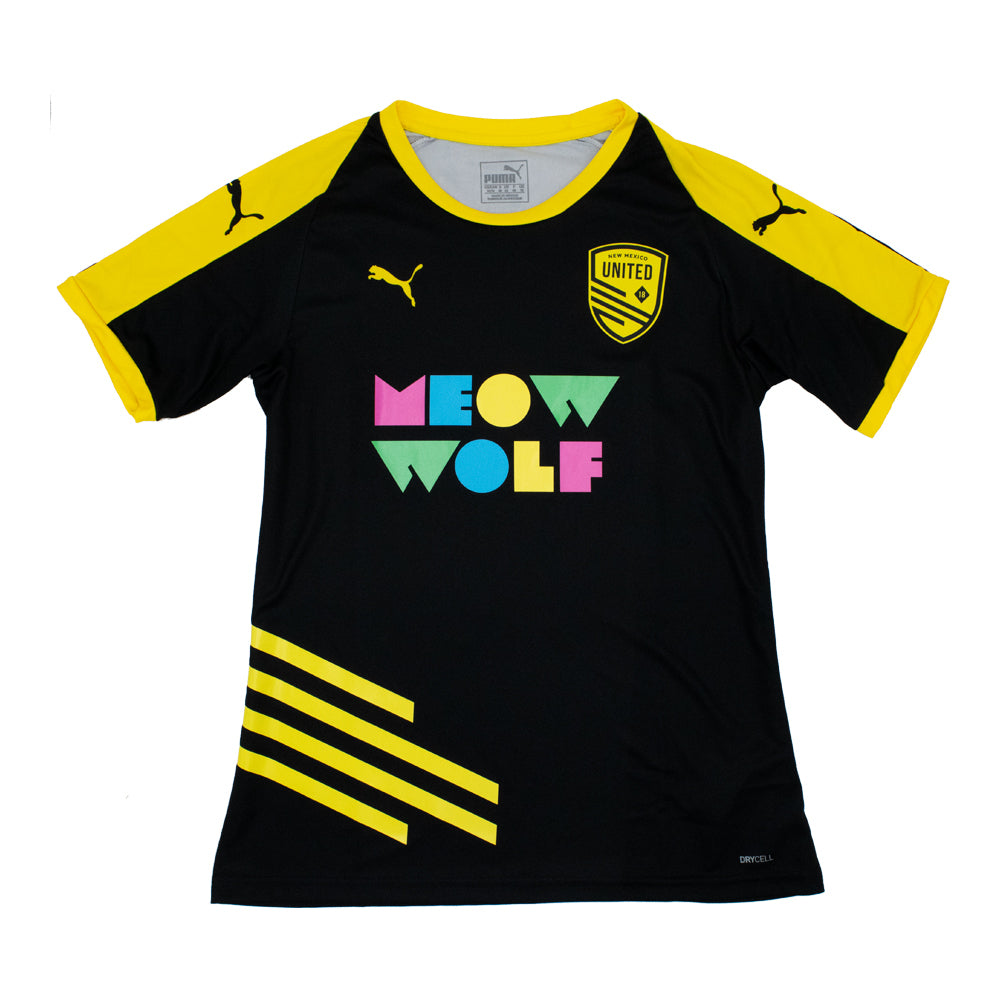 New Mexico United Women's Puma 2020 Meow Wolf Home Jersey