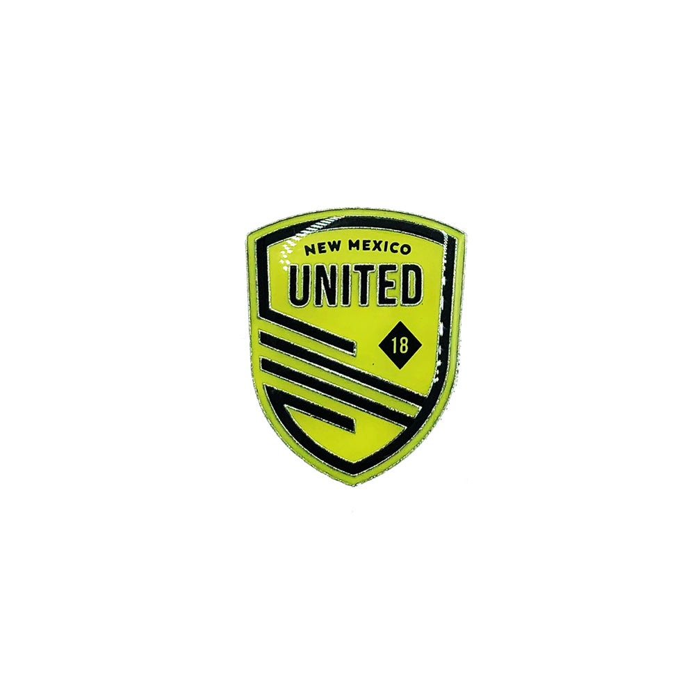 New Mexico United PSG Lapel Pin