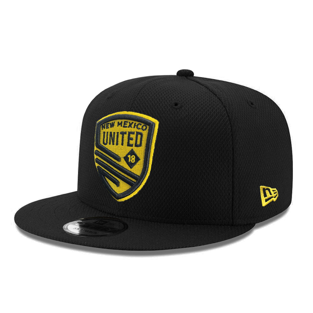 New Mexico United New Era Shield Diamond Era 9FIFTY - Black