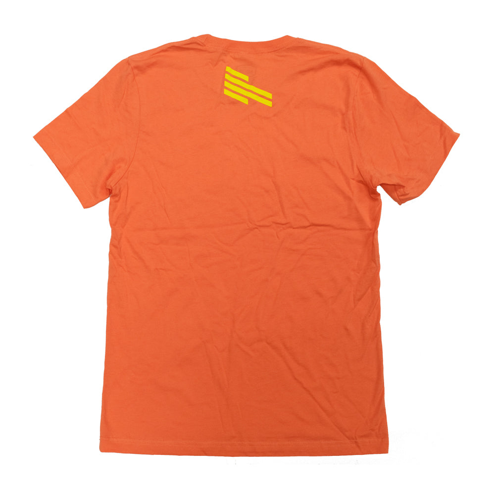 New Mexico United Wave Tee - Peach