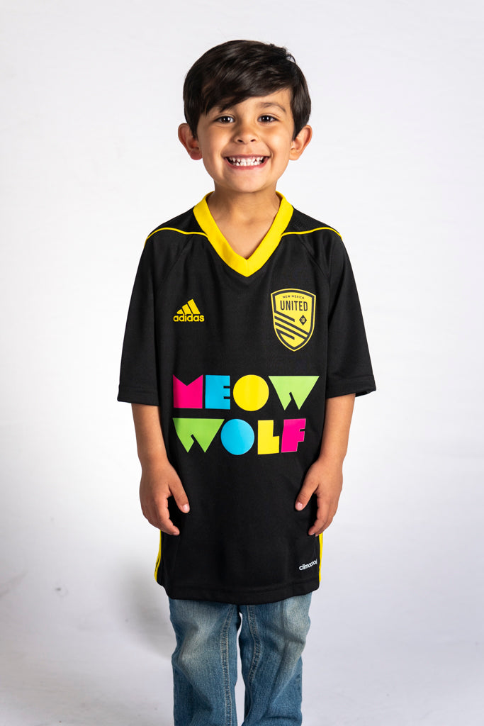 2019 Meow Wolf Youth Home Jersey