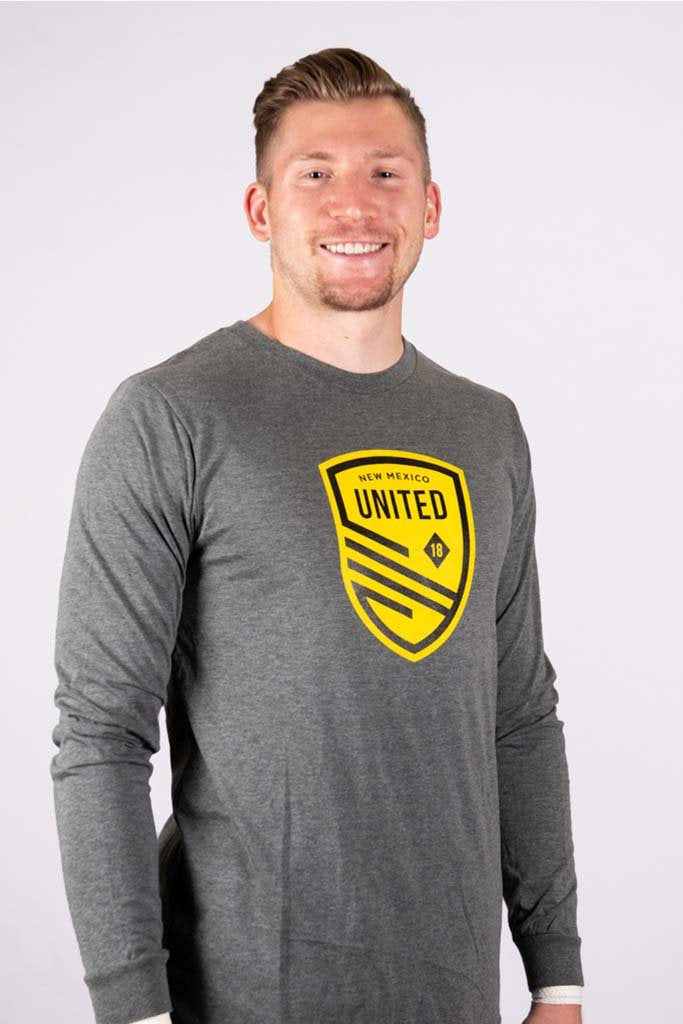 Long-Sleeve Unisex Shield T-Shirt
