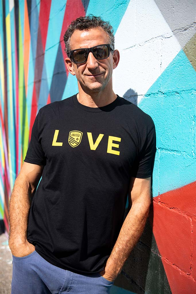 New Mexico United Love Tee