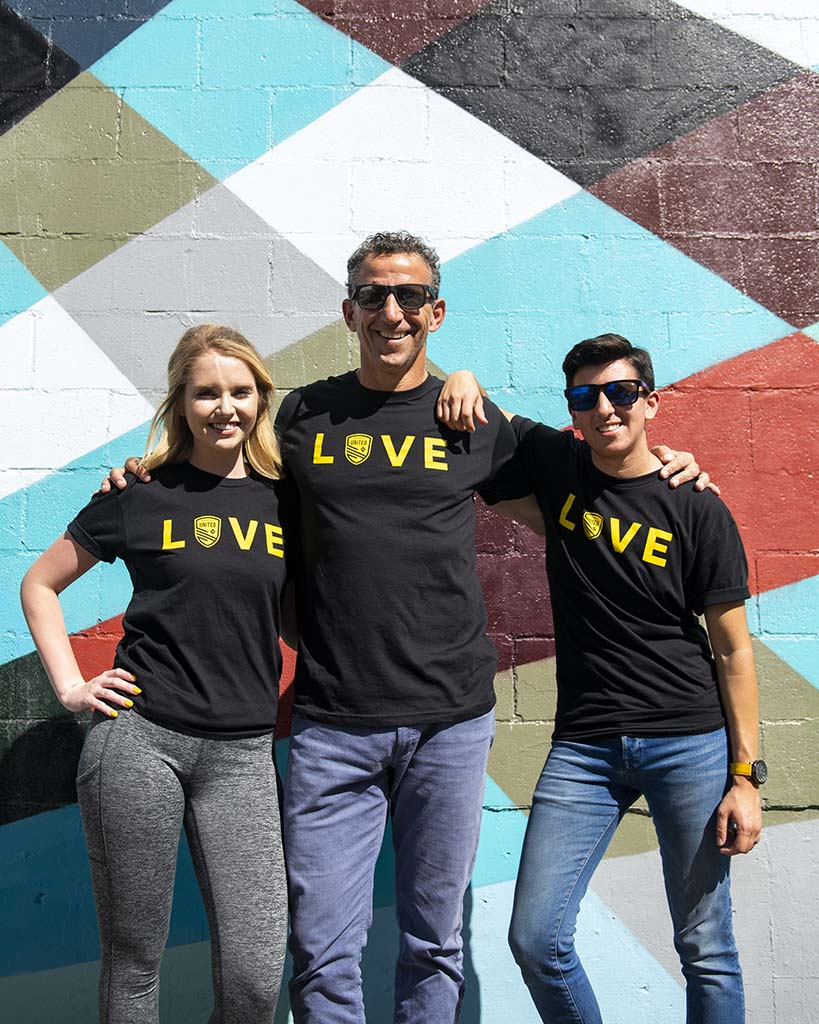 Unisex United Love T-Shirt