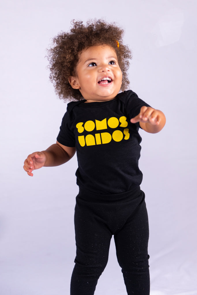 New Mexico United Infant Somos Unidos Onesie