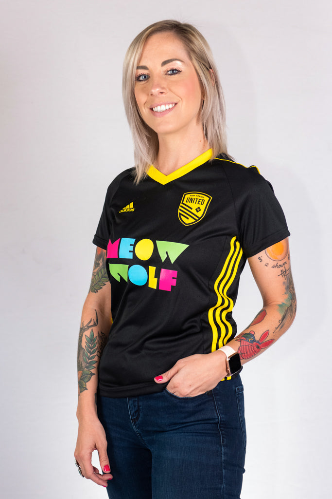 2019 Women's Meow Wolf Home Jersey