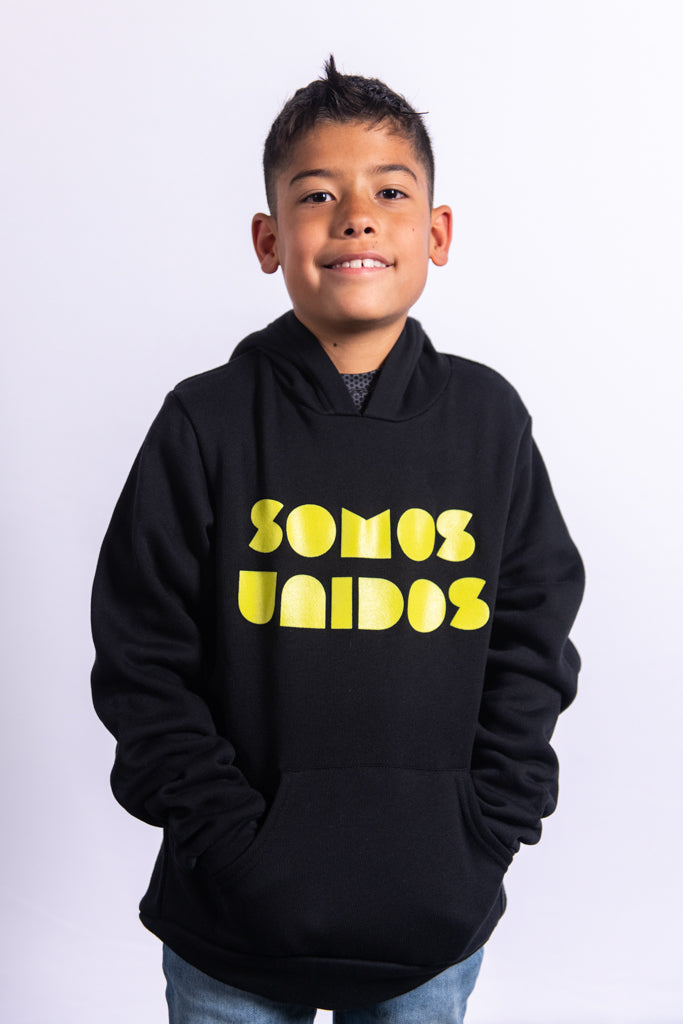 New Mexico United Youth Somos Unidos Pullover Hoodie