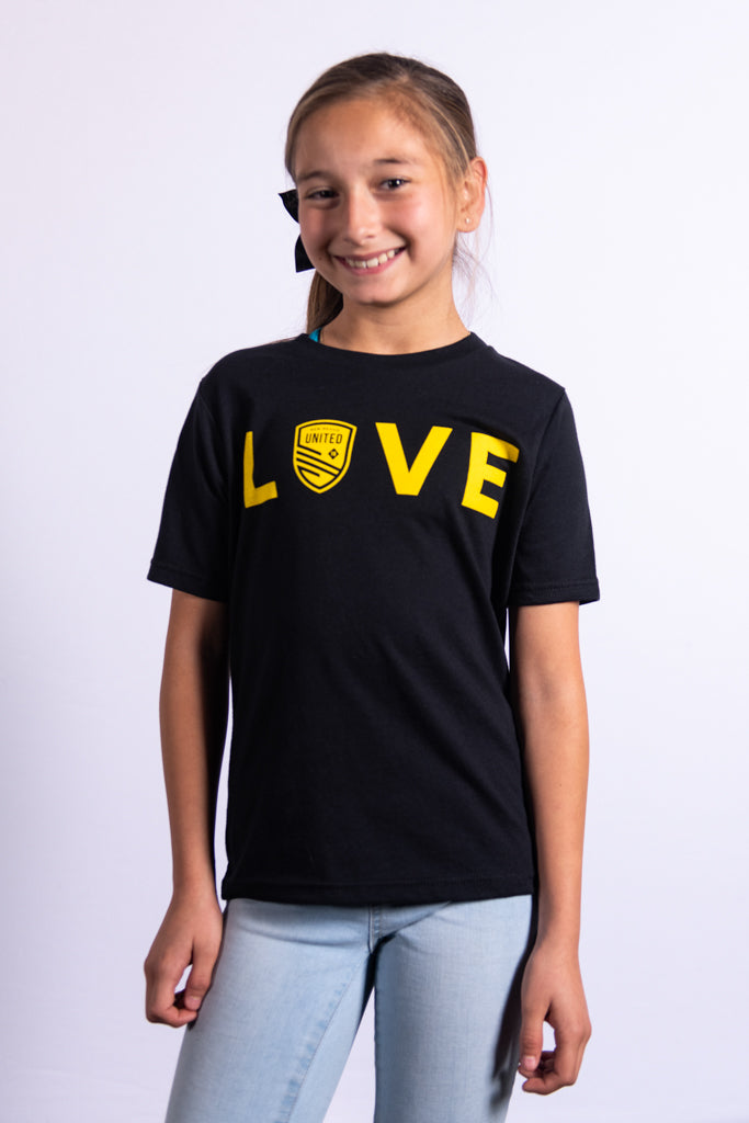 Youth United Love T-Shirt