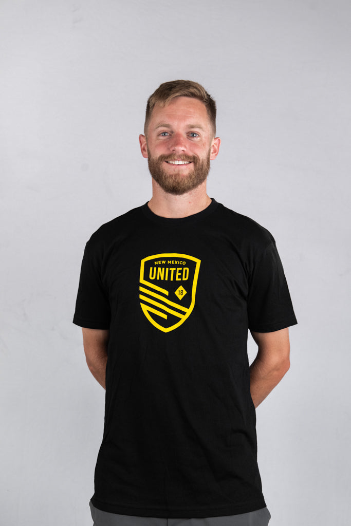 New Mexico United Cutout Shield Tee