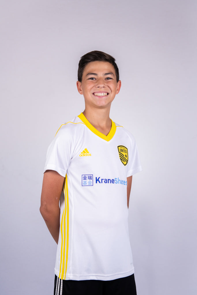 New Mexico United Youth 2019 Kraneshares Away Jersey