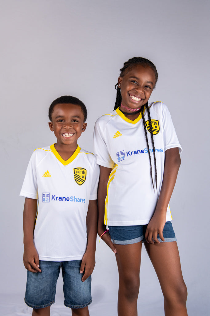2019 Youth Kraneshares Away Jersey