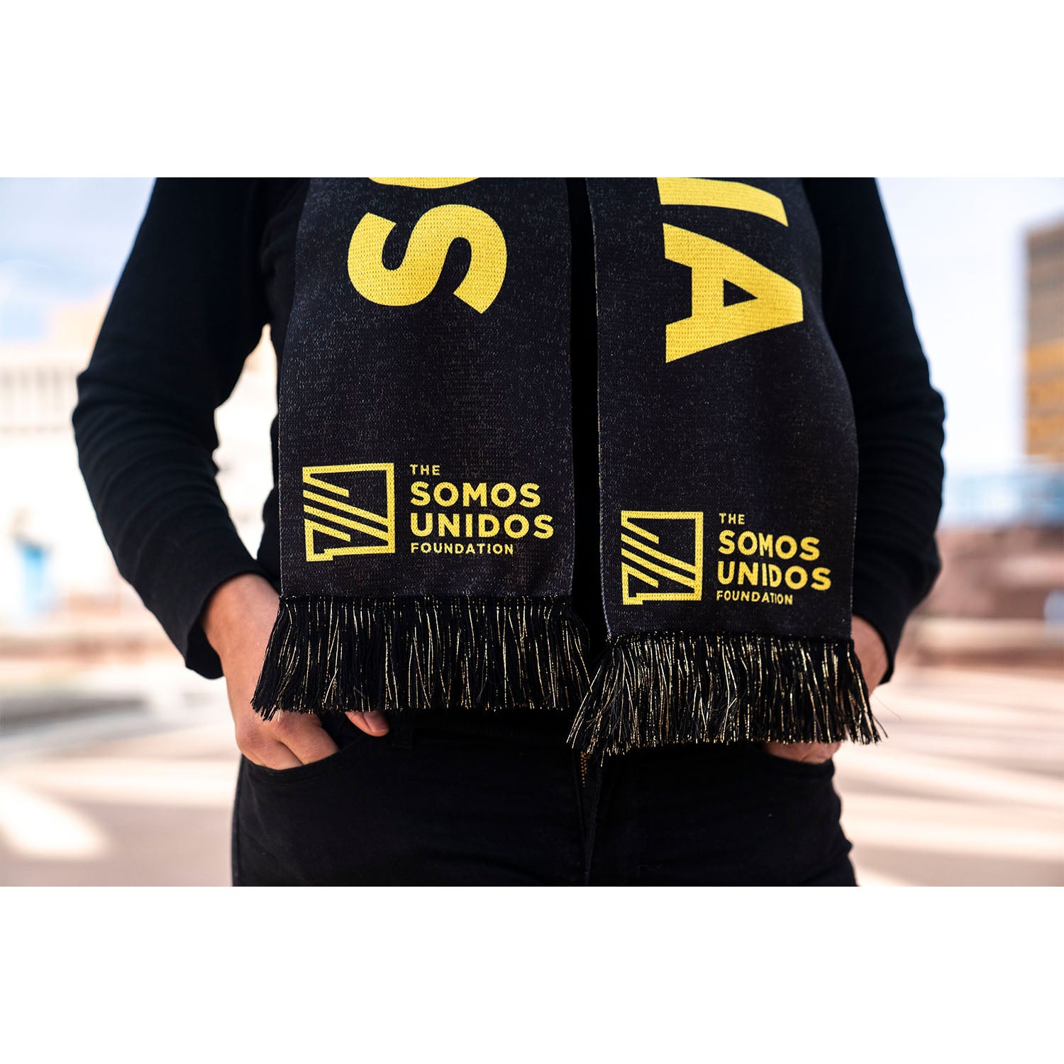 United SUF Scarf