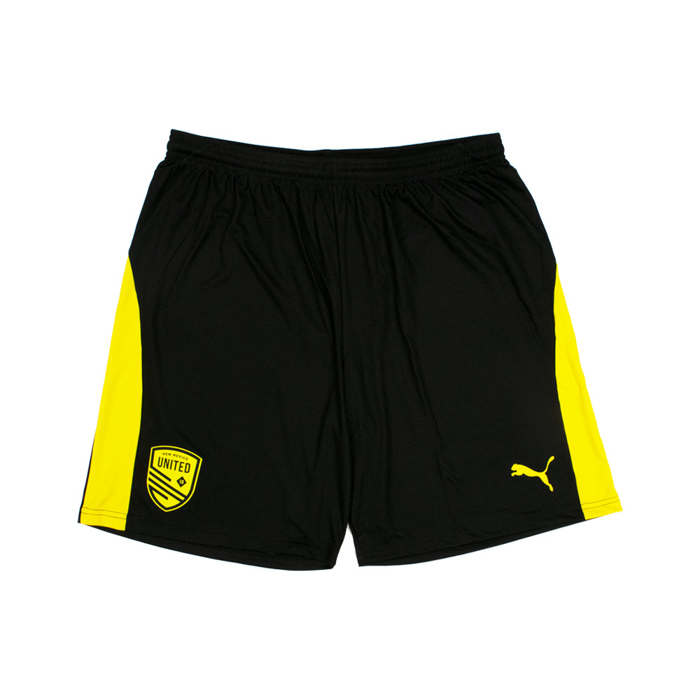New Mexico United Youth Puma Home Shorts