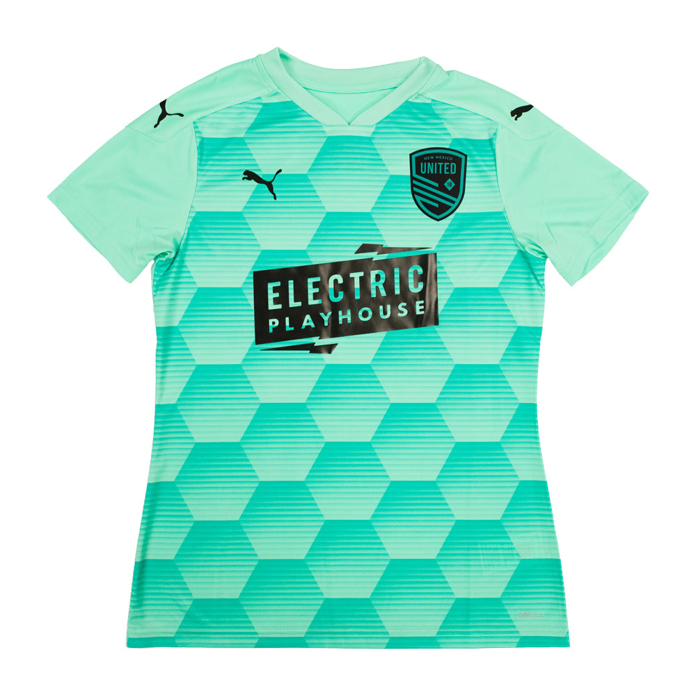 New Mexico United Women's Puma 2021 Electric Playhouse Third Jersey