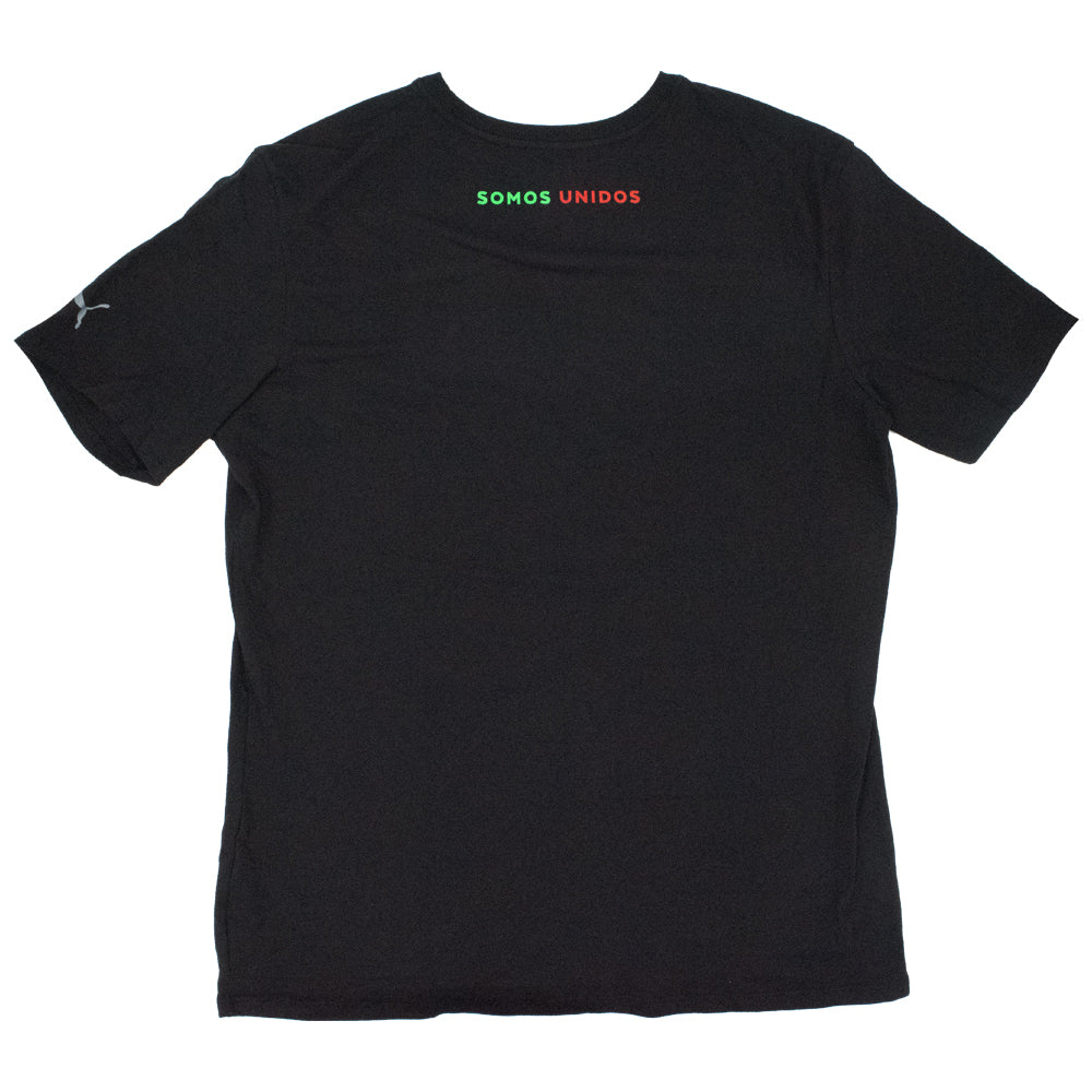 New Mexico United Puma Mexican Flag Tee