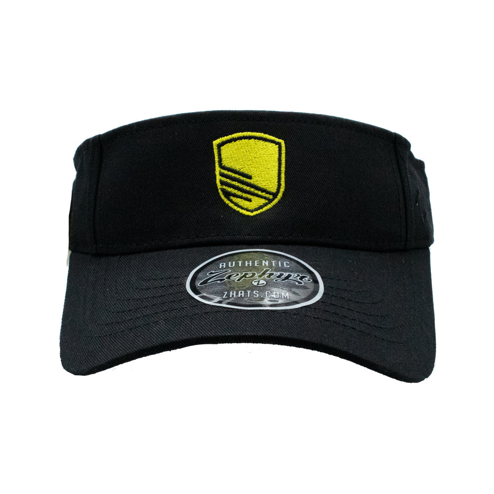 New Mexico United Zephyr Shield Visor - Black