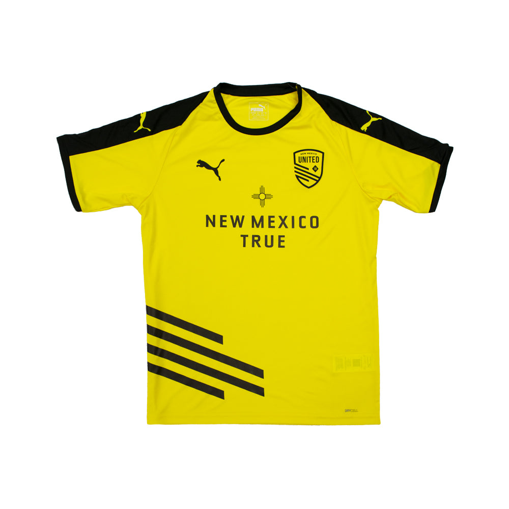 New Mexico United Puma 2021 New Mexico True Youth Away Jersey - WILL NOT SHIP BEFORE 5/17